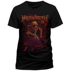 Pánské tričko Megadeth - Peace Sells