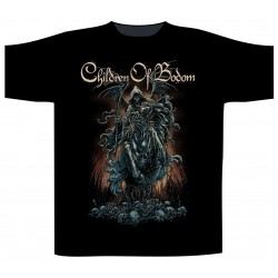 Pánské tričko Children Of Bodom - Horseman