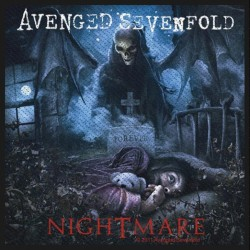 Nášivka Avenged Sevenfold - Nightmare