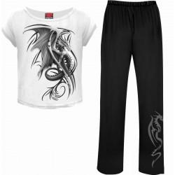 Dámské pyžamo - Set 4ks - Spiral Direct - Wyvern