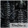 Šátek Spiral Direct - Bio-Skull