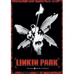 Vlajka na zeď s kapelou - Linkin Park