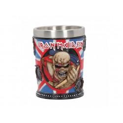 Panák Iron Maiden - Eddie