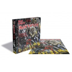 Puzzle Iron Maiden - The Number Of The Beast