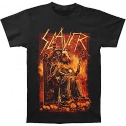 Pánské tričko Slayer - Goat Skull