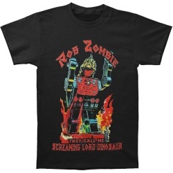 Pánské tričko Rob Zombie - Lord Dinosaur