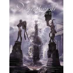 Vlajka na zeď s kapelou - Nightwish - End Of An Era