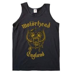 Pánské tílko Motorhead - England Gold