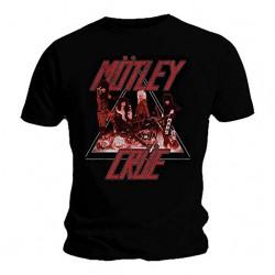Pánské tričko Motley Crue - Too Fast Cycle