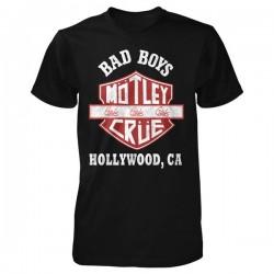 Pánské tričko Motley Crue - Bad Boys Shield