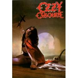 Vlajka na zeď s kapelou - Ozzy Osbourne