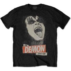 Pánské tričko Kiss - The Demon Rock