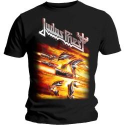 Pánské tričko Judas Priest - Firepower