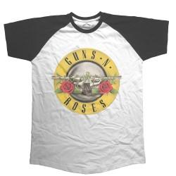 Tričko Guns N Roses - Circle Logo