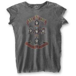Dámské tričko Guns N Roses - Appetite For Destruction