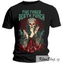 Tričko Five Finger Death Punch - Lady Muerta