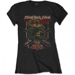 Dámské tričko Black Sabbath - Bloody Sabbath 666