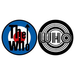 Slipmat na gramofon - The Who