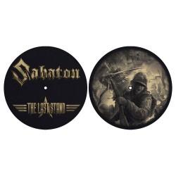 Slipmat na gramofon - Sabaton