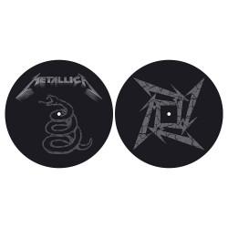 Slipmat na gramofon - Metallica