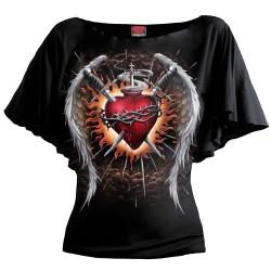 Dámské tričko Spiral - Sacred Wings