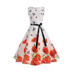 Dámské retro šaty - Poppy