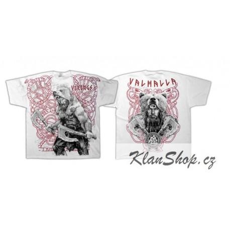 Pánské tričko - Viking - Beast