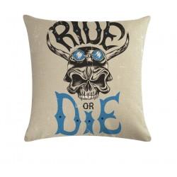 Povlak na polštář - Ride Or Die