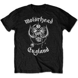 Pánské tričko Motorhead - England