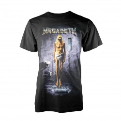 Pánské tričko Megadeth - Countdown to Extinction
