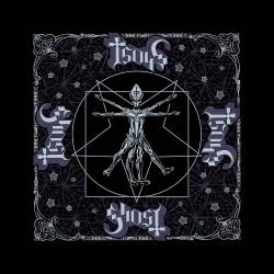 Šátek (Bandana) Ghost - Vitruvian Ghost