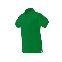 Dětská polokošile JHK - Tmavě zelená