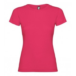 Dámské tričko s krátkým rukávem Roly - Tmavě růžové
