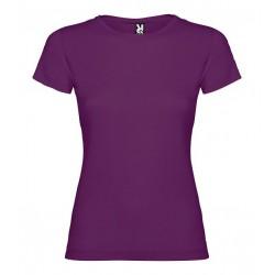 Dámské tričko s krátkým rukávem Roly - Fialové