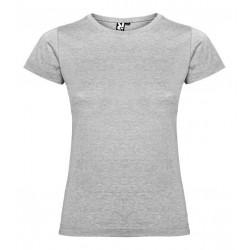 Dámské tričko s krátkým rukávem Roly - Šedé