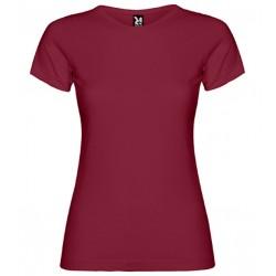 Dámské tričko s krátkým rukávem Roly - Granátové