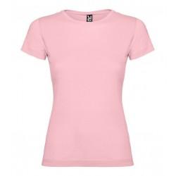 Dámské tričko s krátkým rukávem Roly - Růžové