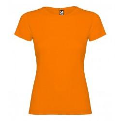 Dámské tričko s krátkým rukávem Roly - Oranžové