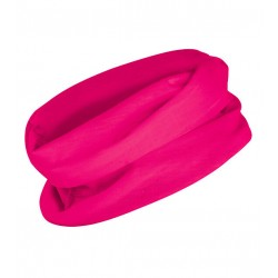Multifunkční šátek bez potisku - Růžový