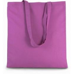 Bavlněná taška bez potisku - Orchidejová