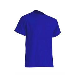 Pánské silnější tričko bez potisku - Modré