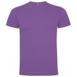 Tričko bez potisku - Světle fialové