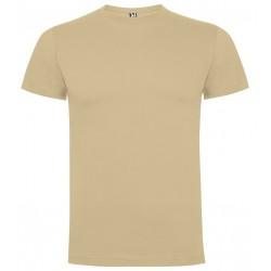 Tričko bez potisku - Pískové