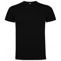 Tričko bez potisku - Černé