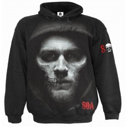 Pánská mikina Spiral Direct - Jax Skull