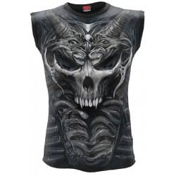 Pánské tílko Spiral Direct - Skull Armour