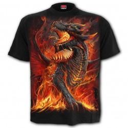 Dětské tričko Spiral Direct - Draconis