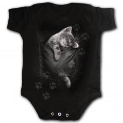 Dětské body Spiral Direct - Pocket Kitten