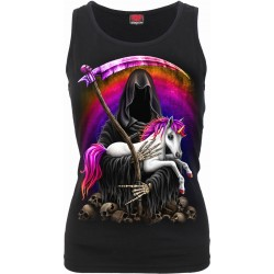 Dámské tričko Spiral Direct - Dark Rainbow