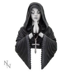 Dekorace na zeď -  Gothic Prayer